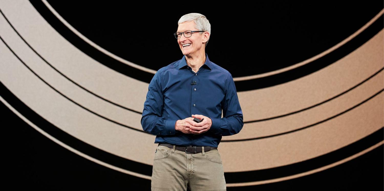 Tim Cook se convirtió en multimillonario y llevó a Apple a la cima de su valor histórico: casi 2 billones de dólares