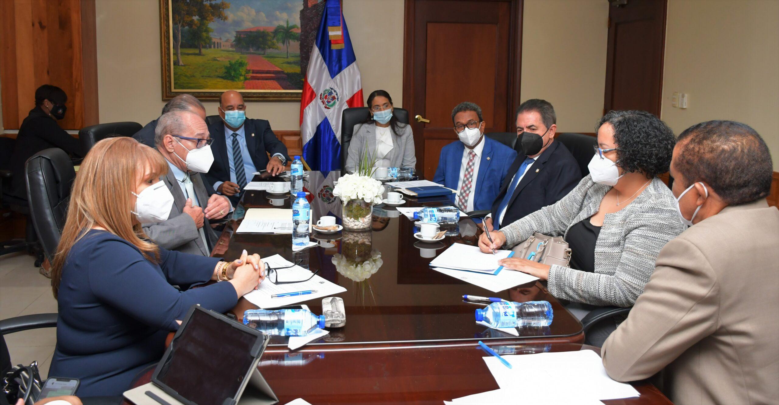 Comisión Permanente de Salud Pública  del Senado socializa plan de salud mental con representantes del sector