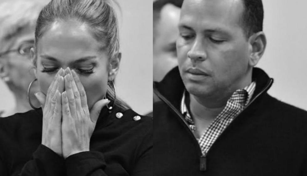 Reportan que Jennifer Lopez y Alex Rodríguez habrían terminado su relación