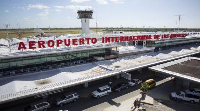 Seguridad Aeroportuaria pone a disposición del Ministerio Público miembros implicados en envío de mula a New York