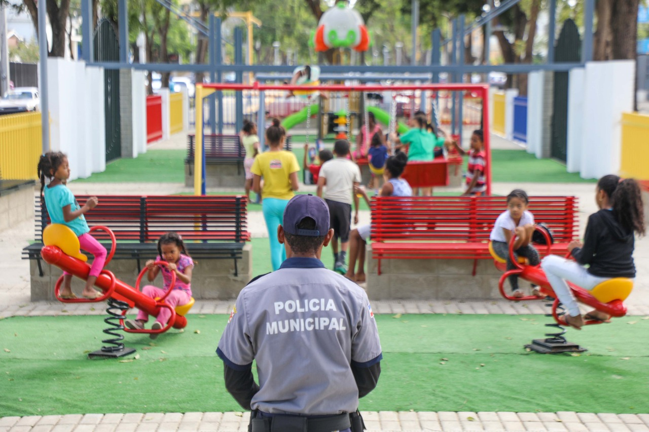 La transformación y el orden que vive Santiago también ha llegado a sus barrios