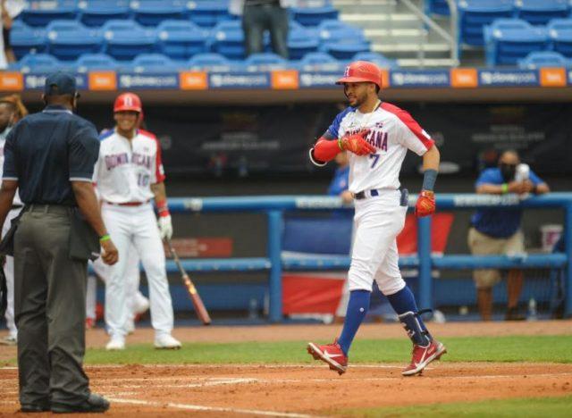 República Dominicana aplasta a Nicaragua y avanza a la Súper Ronda