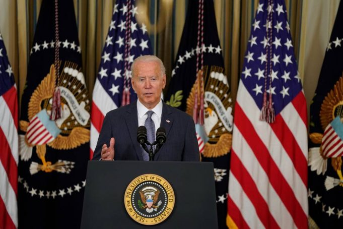 Biden asegura que EEUU no se plantea enviar tropas a Haití por ahora