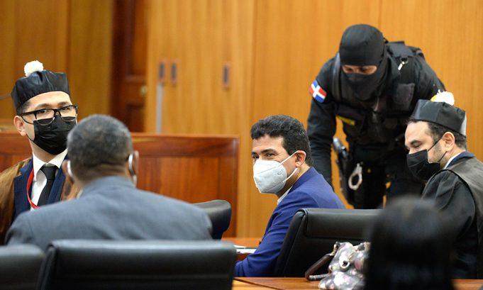 Adán Cáceres seguirá en prisión; jueces le ratifican la medida