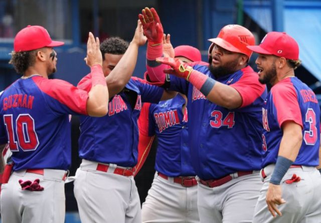 LIDOM felicita a equipo dominicano de béisbol por medalla de bronce en Tokio 2020