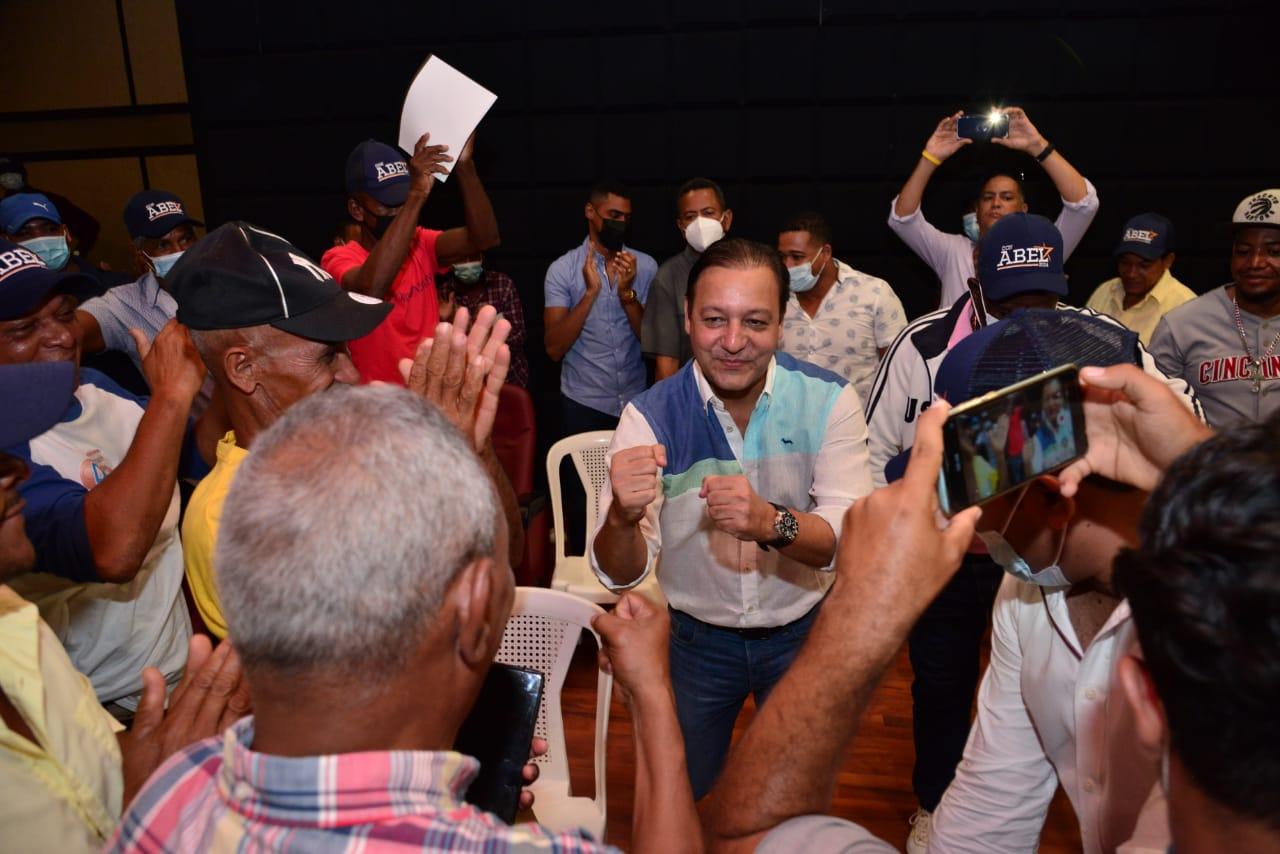 Abel Martínez llama a dominicanos a apostar al proceso de renovación y transformación que vive el PLD