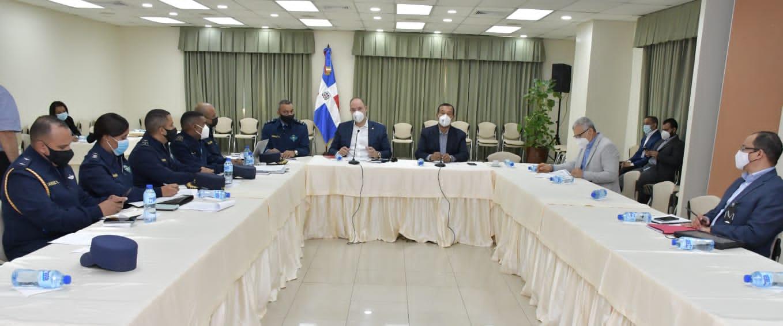 Comisión de Telecomunicaciones del Senado recibe una delegación del CESAC para tratar el proyecto de Ley de ciberseguridad