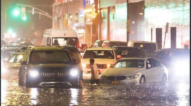 Suman 23 los fallecidos por el paso del huracán Ida en el noreste de EEUU